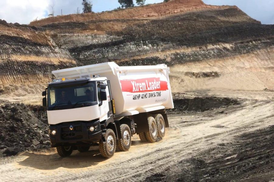 RENAULT TRUCKS' K RANGE ARRIVES IN INDONESIA